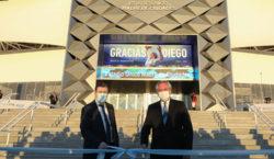 Fernández inauguró en Santiago del Estero el Estadio «Madre de…
