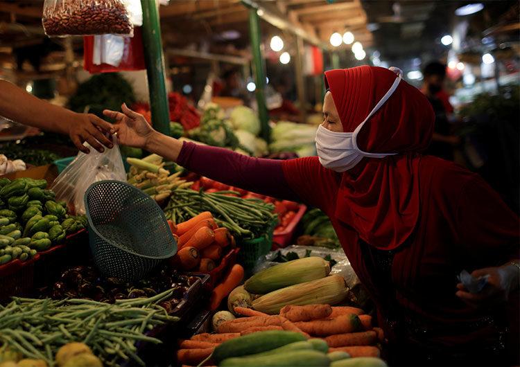 Índice precios mundiales de alimentos subió en febrero, en alza hace 9 meses según la FAO