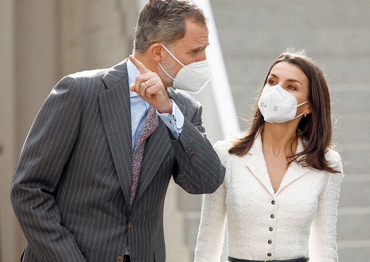 España: «Felipe y Letizia se vacunarán cuando les toque», aseguró ministra de Salud