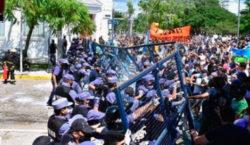Formosa: protestas nocturnas contra el gobernador Insfrán tras el anuncio…