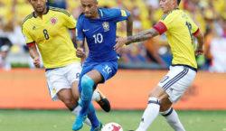 Prevención en Colombia:descartan ingreso de vuelo con selección de fútbol…