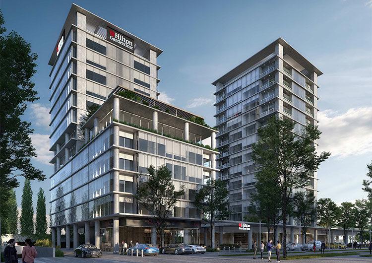 Con una inversión de USD 8 millones, Hilton Garden Inn Buenos Aires Norte llega a Buenavista