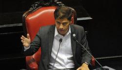 Kicillof anunció medidas para reactivar la economía bonaerense y la…