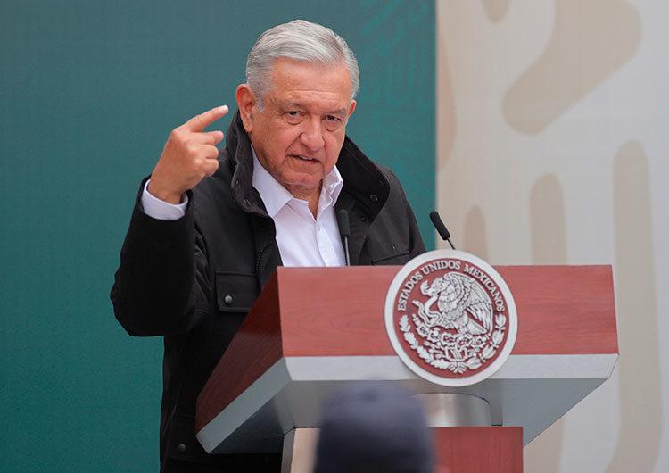 Crisis fronteriza: el presidente de México acusa a Biden por aumento repentino de migrantes