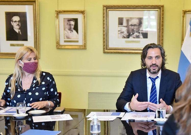 Gabinete: Alberto confirmó que Losardo pidió dejar ministerio Justicia
