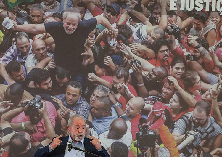 Lula califica de «imbécil» a Bolsonaro por mal manejo de pandemia y economía