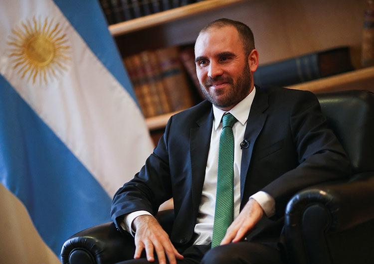 Guzmán viajó a Estados Unidos para reuniones con el FMI y el Banco Mundial