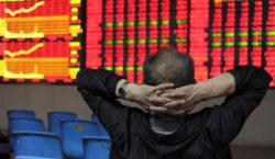 Mercados globales: día frenético con caída de acciones