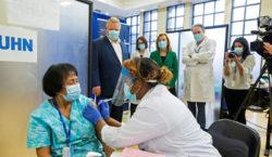 Demandan vacunación más rápida en América Latina para frenar variantes…