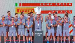 Luna Rossa Prada Pirelli conquista la Copa Prada y se…