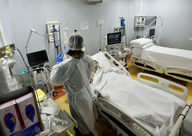 Europa se convierte en primera región que supera 1 millón de muertes por COVID-19