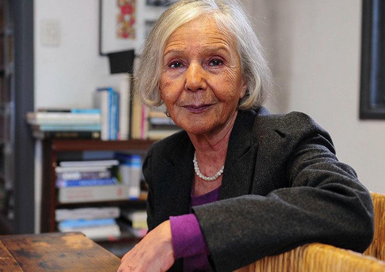 Beatriz Sarlo declaró que Soledad Quereilhac, esposa de Axel Kicillof, le oreció la vacuna cuando aún no le correspondía