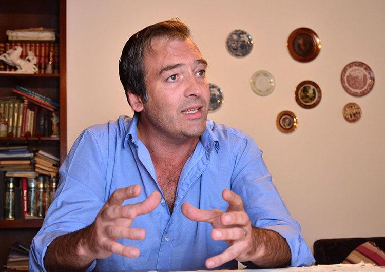 Martín Soria será el nuevo ministro de Justicia en reemplazo de Losardo