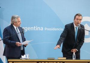 Martín Soria juró como nuevo ministro de Justicia en reemplazo de Marcela Losardo