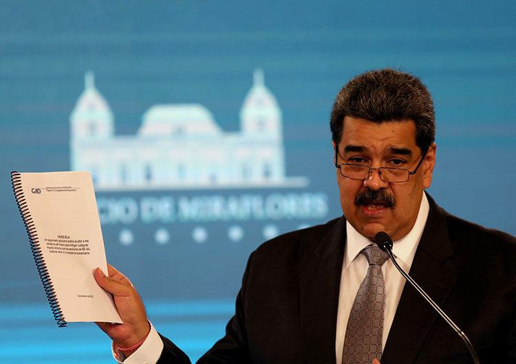 Venezuela detecta primeros 10 casos de cepa brasileña del COVID-19