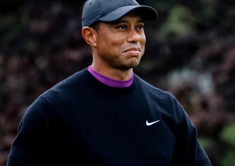 Tiger Woods dejó el hospital a casi un mes del accidente con su auto