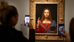 El cuadro más caro del mundo no fue pintado por…