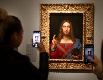 El cuadro más caro del mundo no fue pintado por Da Vinci, pero sí en su taller