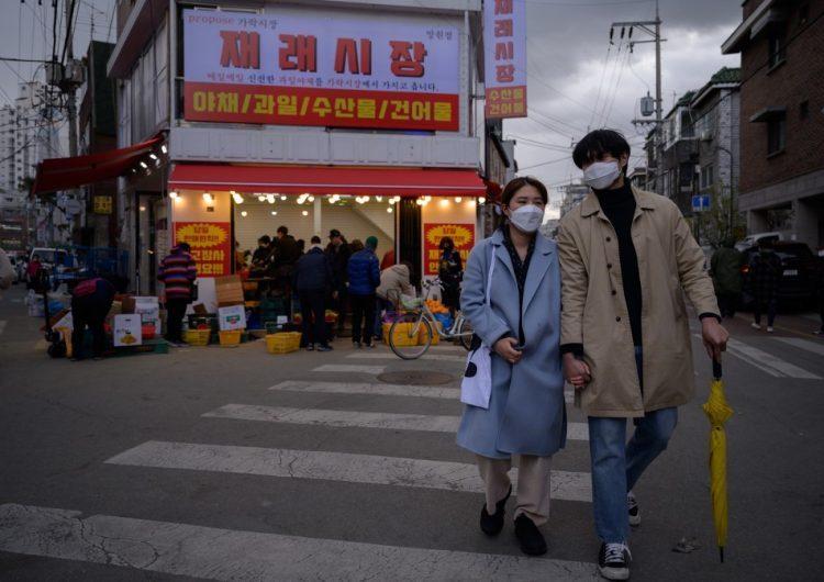 Corea del Sur ya compró vacunas para inmunizar a su población dos veces