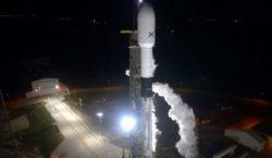 La cápsula Crew Dragon se acopló a la Estación Espacial…