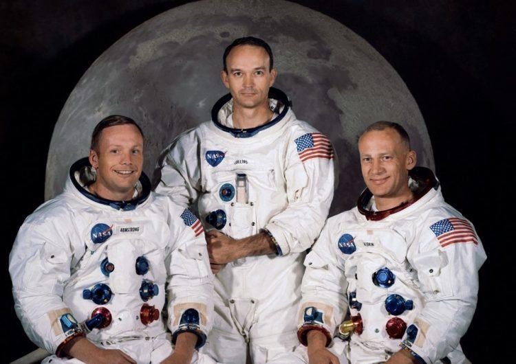 Muere Michael Collins, astronauta del Apolo 11, la primera misión a la Luna