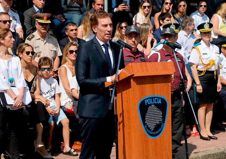 Santilli: «Si los casos suben, tomaremos medidas más restrictivas»