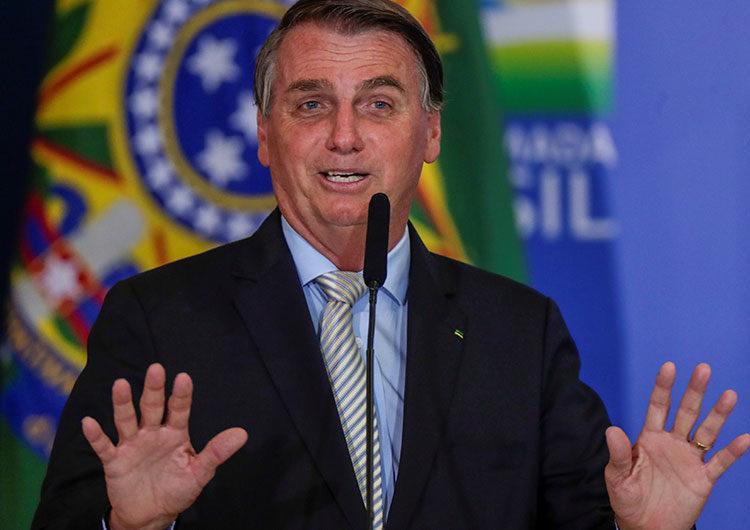 Bolsonaro descarta confinamiento a nivel nacional para frenar el coronavirus en Brasil