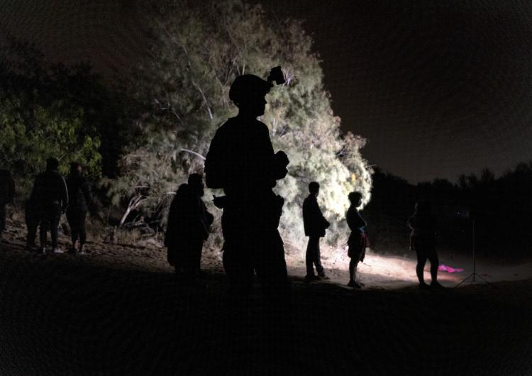 Estados Unidos acuerda con México, Honduras y Guatemala colocar más tropas en sus fronteras
