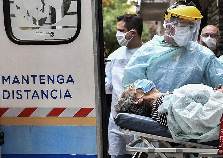 El sector de la Salud pide «medidas drásticas» y alertó sobre el «vertiginoso aumento de contagios»