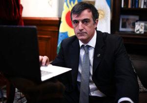 El senador Esteban Bullrich reveló que padece Esclerosis Lateral Amiotrófica
