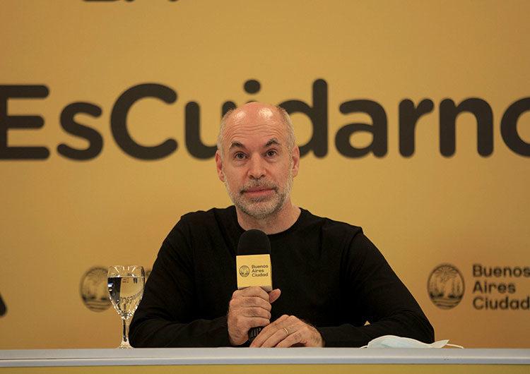 Rodríguez Larreta espera una definición de la Corte sobre la presencialidad «en los próximos días»