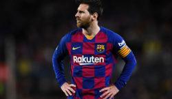 Messi sigue sin marcar ante Real Madrid y Barcelona lo…