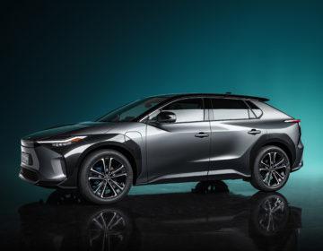 Toyota anunció en Shanghai su nueva serie de vehículos eléctricos