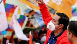 Ecuador elige presidente en cerrado duelo entre el correísmo y…