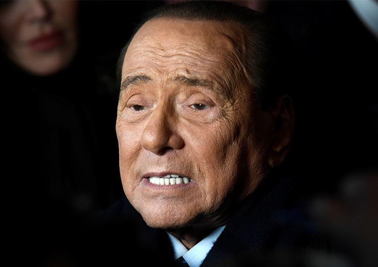 Hospitalizan otra vez a Silvio Berlusconi en Italia