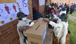 Bolivianos eligen en segunda vuelta a los gobernadores de cuatro…