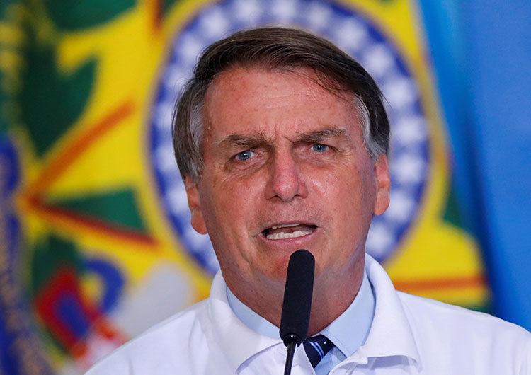 Bolsonaro decreta reducción de hasta 70% del salario y la jornada para mantener empleo