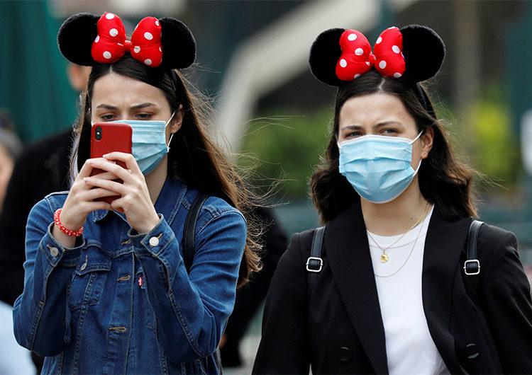 Disneyland París albergará un centro de vacunación masiva contra el coronavirus