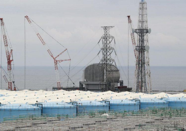 Japón verterá al mar agua tratada de la central accidentada de Fukushima