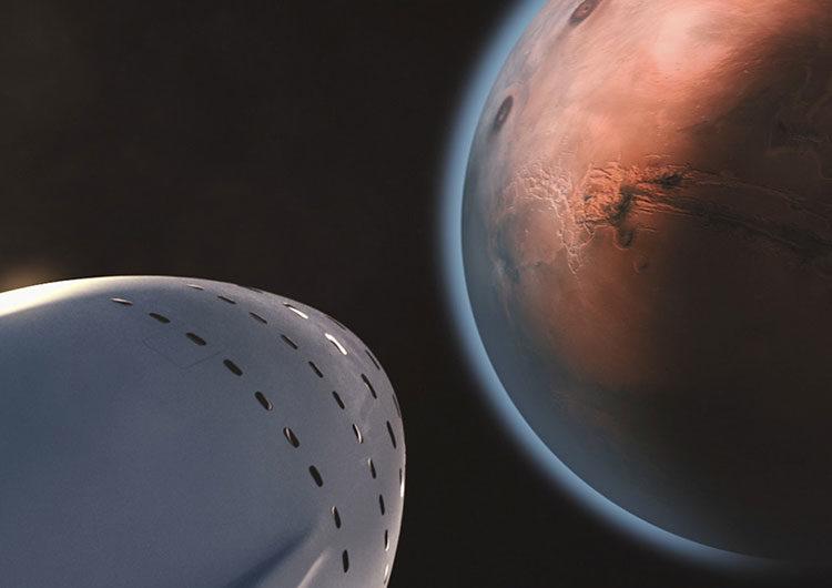 Helicóptero de la NASA empezará a emitir primeras imágenes de Marte
