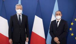 Guzmán cierra su gira en Moscú con agenda económica internacional…