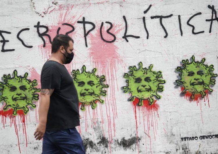 Detectan la variante india de coronavirus por primera vez en Brasil