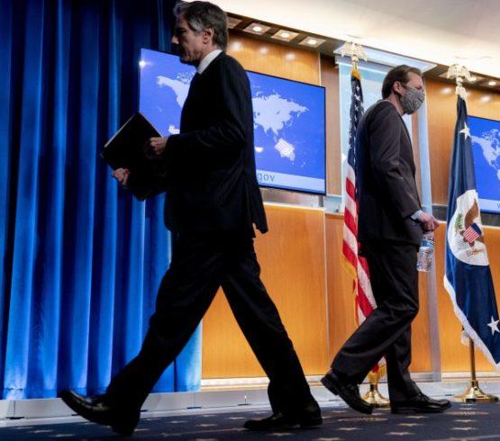 Jefes diplomáticos de Rusia y Estados Unidos se reunirán para discutir relaciones bilaterales