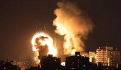 Hamas afirma que disparó 130 cohetes contra Tel Aviv en…