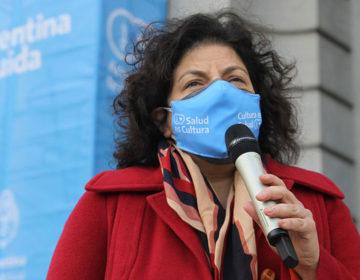 Vizzotti señaló que la Argentina «está en los últimos tramos de las negociaciones con Pfizer»