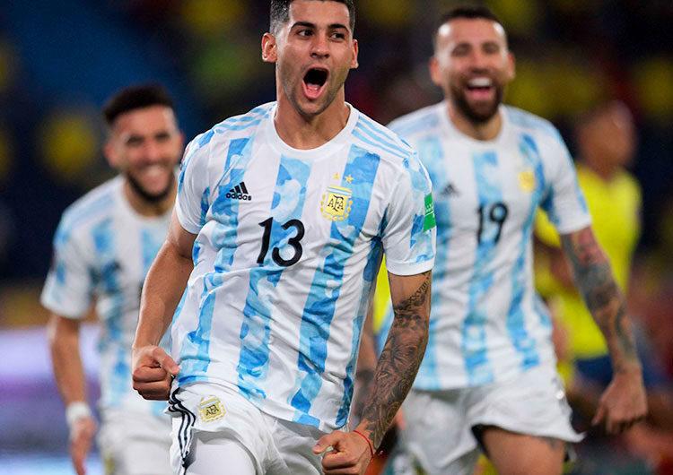 Argentina enfrenta a Paraguay en busca de la clasificación a cuartos de final de la Copa América