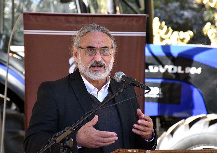 Basterra: «No podemos aceptar que se nos ubique en una posición 'anticampo'»