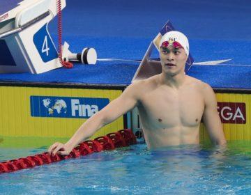 El chino Sun Yang, tricampeón olímpico en natación, afuera de Tokio tras confirmarse su sanción