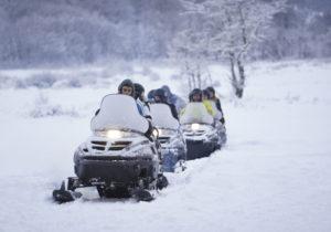 Las actividades de nieve en Ushuaia exceden ampliamente el esquí y el snowboard