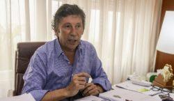 El intendente Gustavo Posse bajó su candidatura en Buenos Aires